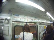 お宝広告館 【まれにみるみれにあむ】 祝7周年!!-釜山地下鉄車内