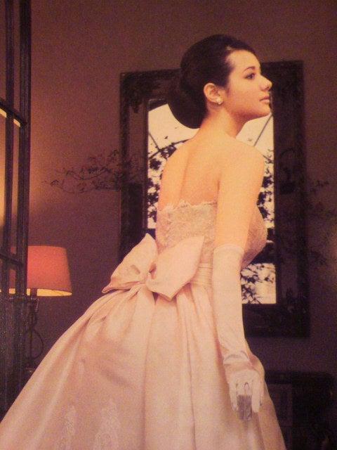 ☆ドレスに似合う上品でシンプルな髪型☆銀座ホステスさんセット美容室☆|銀座高級クラブホステス the567 のブログ