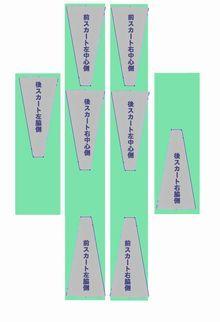 猫と 着物リメイクな日々~和ドレス・着物ドレス製作日記~-着物ドレス kimonodress  リメイク