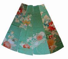 猫と 着物リメイクな日々~和ドレス・着物ドレス製作日記~-着物ドレス 着物 リフォーム