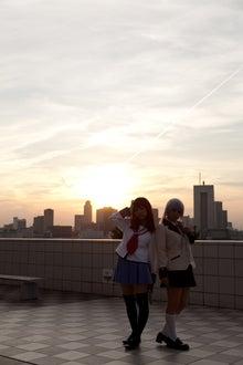 最果てのつぶやき-010/08/29 夕焼け
