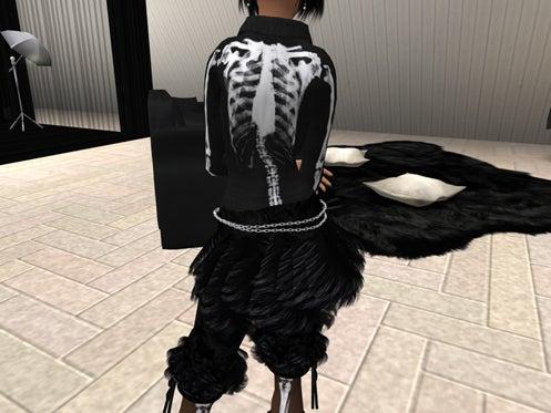 Maya's style / Second Life Fashion-X-ray カミングスーン