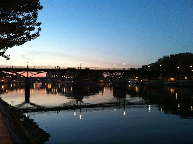 セーヌ川 | パリ再認識 - Redeco...