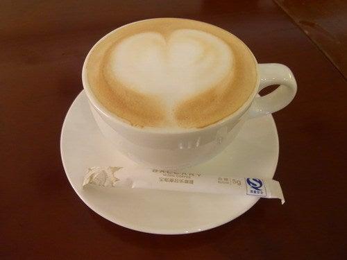 中国大連生活・観光旅行通信**-大連 BALCARY COFFEE