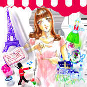 $InterArts - 国際藝術協会のWeb Site-女子美大生のアートフォトフレーム
