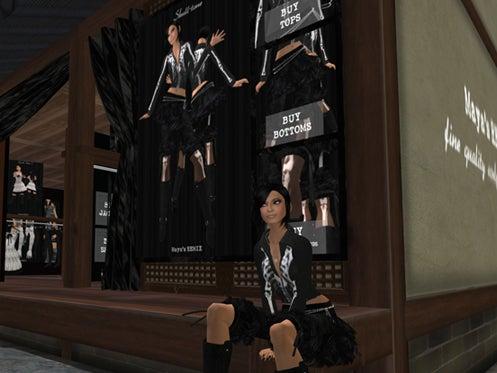 Maya's style / Second Life Fashion-スケルトン設置完了 !!