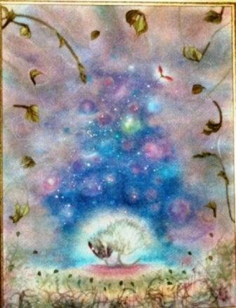 アートを通して地球を想う。~ヒーリングアート メッセージアートの世界~