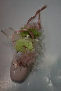 千葉県市川市のプリザーブドフラワー&フレッシュフラワー教室 Peach Flower