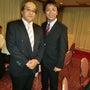 福岡市長候補と・・・