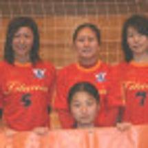 女子フットサルチーム…