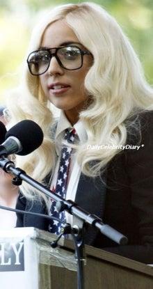 海外セレブ最新画像・ファッションブログ DailyCelebrityDiary*#02-レディー・ガガ