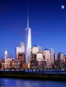 N.Y.に恋して☆-freedom tower