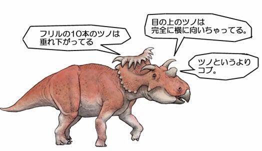川崎悟司 オフィシャルブログ 古世界の住人 Powered by Ameba-コスモケラトプス