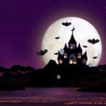 10月の満月☆