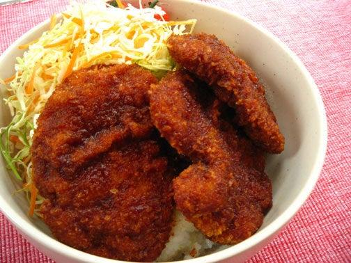 ひよこ食堂-ソースかつ丼01