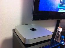 $もうひとつの場所と自分-mac mini