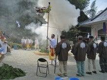 大淀町nanaのブログ-今木の権現祭