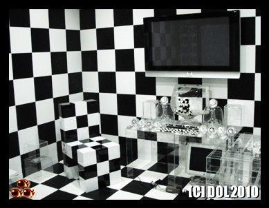 囚人銅鑼輝303逃亡黒白書◆since20100707-bed2