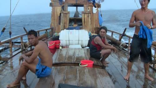 海洋冒険家見習いの航海日誌