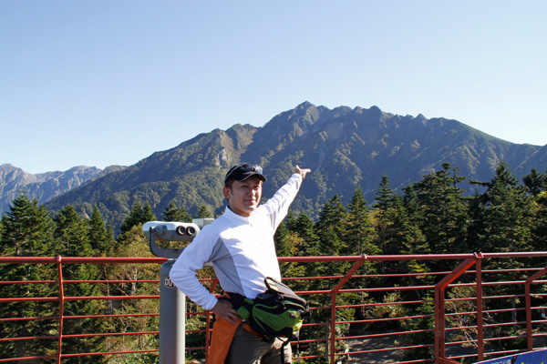 $cheltenhamのブログ-目指せ西穂高岳