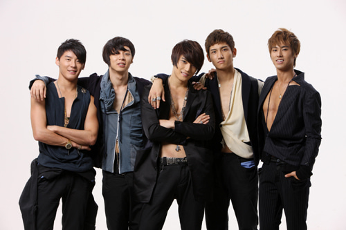 Crazy about chocolate-TVXQ