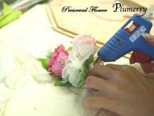 Plumerry(プルメリー)プリザーブドフラワースクール (千葉・浦安校)-キャンディ 手作りブーケ