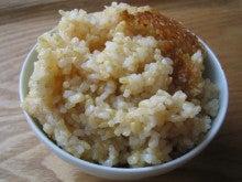 おいしい生活-いつもの玄米