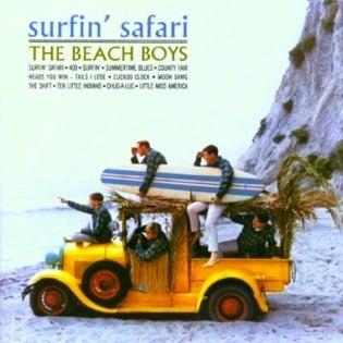 $∞最前線 通信-surfin safari