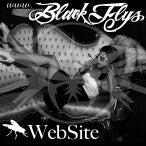 志賀美千代の日記-black flys