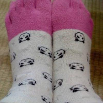 靴下。の記事に添付されている画像