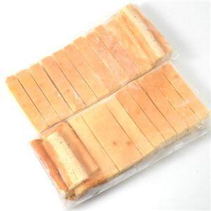 気になる!?話題の商品 通販情報 ショップ4970-ボリュームたっぷりスティックチーズケーキ 1kg 3