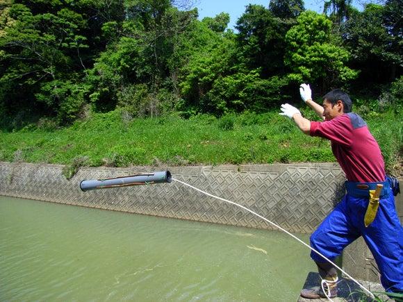 ウナギ採りの方法論 ~釣り、筒...