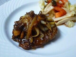 世界美食家見聞録-照り焼きビーフ