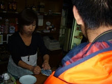 街じゅうアートin北九州2010スタッフブログ-宮原酒店