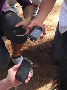 外で遊べるiPhoneAppのブログ