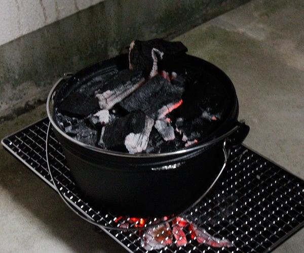 $cheltenhamのブログ-ダッチオーブン