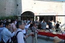 街じゅうアートin北九州2010スタッフブログ-9.18オープニング九工大渡邊さん撮影02