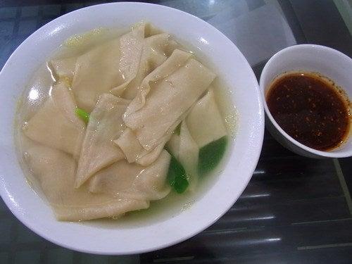 中国大連生活・観光旅行通信**-西安 兵馬俑 食べ物