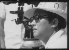 MARYSOL のキューバ映画修行-撮影中の黒木監督