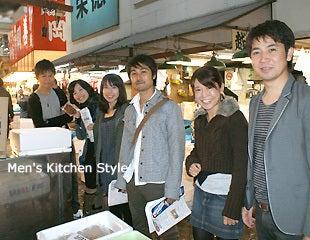 メンキチのすすめ★  メンズ・キッチンスタイル研究家YOKO (福本陽子)  【男子料理がみんなを幸せにする】