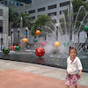 シンガポールで街探検の画像