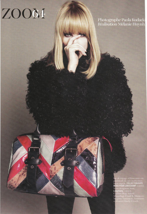 1f0a5f5326cd Kate Moss for LONGCHAMP新作バッグ | french mode ...