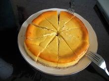 10°cafe blog-チーズケーキ