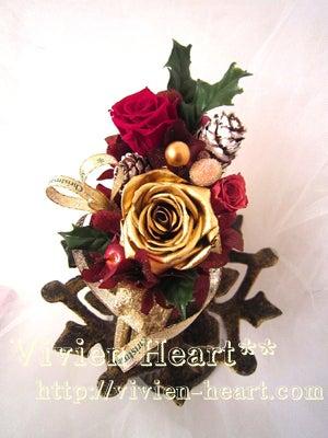 Vivien Heart** ~ヴィヴィアンハート~-ゴールドスレイ リオレッド&クランベリー