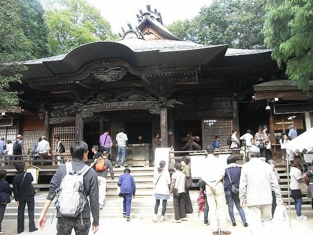 アコmamaのひとりごと-jindaiji