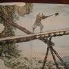 ∵ ビフォーアフタ-と筏の画像