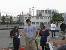 $山崎釣り商店(素人)&U.B.P