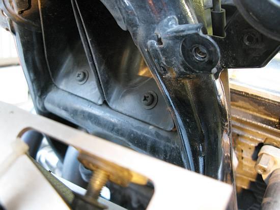 レオピン十兵衛のXJR1200ブログ-xjr エンジンヘッド07