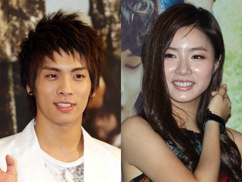 女優シン・セギョン(20)と、人気グループSHINee(シャイニー)のジョンヒョン(20)との交際が発覚した。