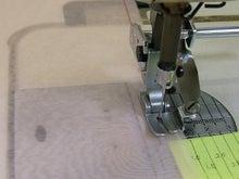 ヒロアミーの日記-袋縫い(透ける生地)